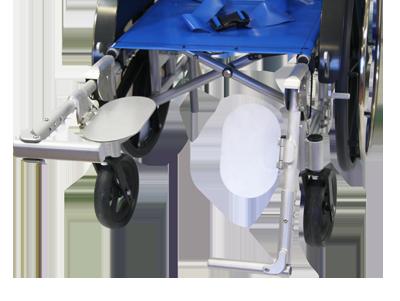 how to clean a manual wheelchair